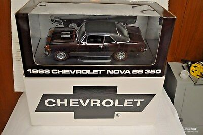 1968 Chevrolet Nova SS350 1:18 diecast l. GMP #8024. OEM packaging.Paint issue