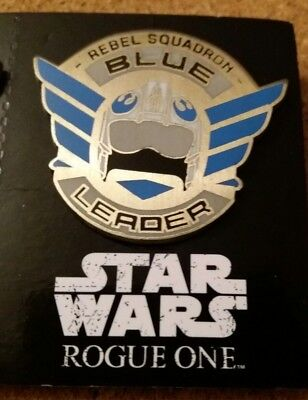 Pins disney Rebel Squadron Blue Leader