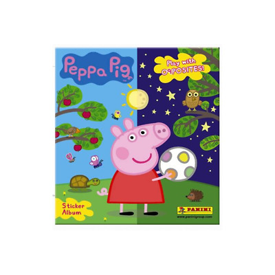 BOOSTER PEPPA PIG  10 BOOSTER  soit 50 cartes