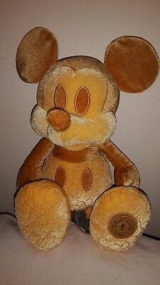 IN HAND Sold Out BNWT Disney Store Limited Release Mickey Mouse Memories Plush