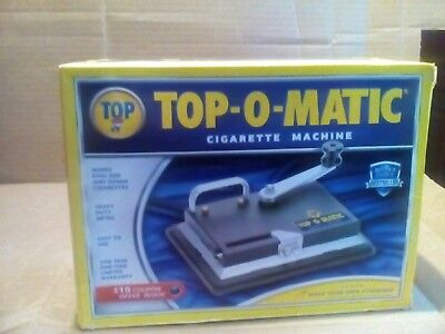 Top O Matic Cigarette Rolling Machine FREE SHIPPING FROM USA