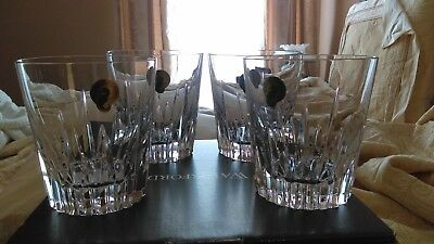 Waterford Southbridge set of 4 double old fashioned glasses NIB