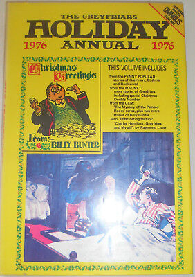 Billy Bunter The Greyfriars Holiday Annual 1976