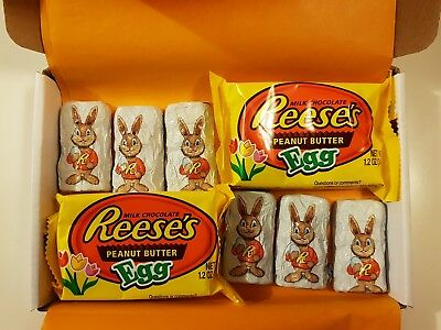 Reeses chocolate gift box great easter gift hamper 600 reeses chocolate gift box great easter gift hamper negle Images