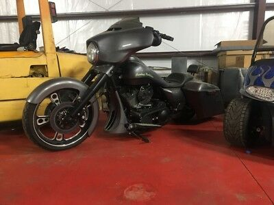 2014 Harley-Davidson Touring  TREET GLIDE SPECIAL WITH TURBO