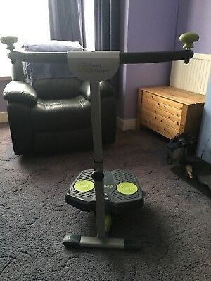 Twist And Shape Exerciser with DVD