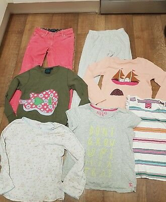 **GIRLS 7-8 YEARS BUNDLE ** Boden Joules Cath  Kidston Little White Company JL