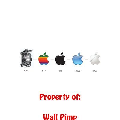 APPLE COMPUTERS HISTORY Poster [Various Sizes] VINTAGE POSTER 100