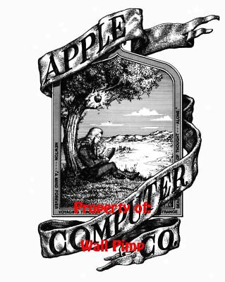APPLE COMPUTERS HISTORY Poster [Various Sizes] VINTAGE POSTER 101
