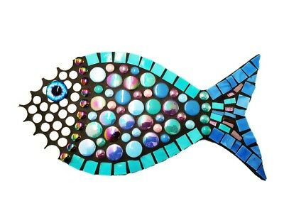 Mosaic Tropical Fish Kitset -Perfect for beginners