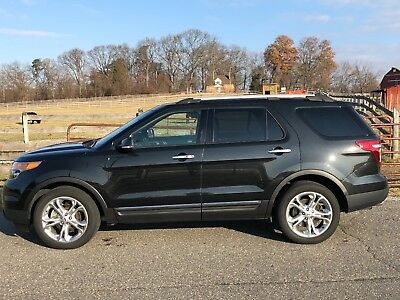 2015 Ford Explorer Limited 2015 Ford Explorer Limited AWD only 43k miles