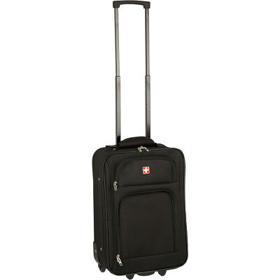 Swiss Soft Luggage 54cm - Black