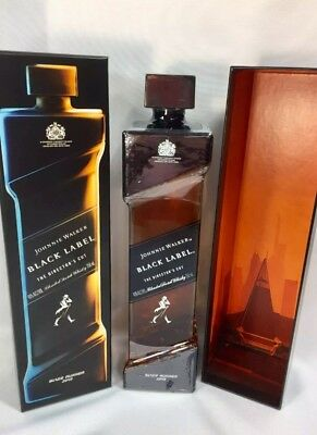 Johnnie Walker Black 2049 Blade Runner Scotch New Sealed FREE SHIPPING. US Only