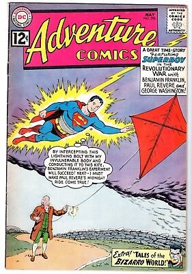 Adventure Comics #296 with Superboy & Tales of the Bizzaro World, VF Condiion'