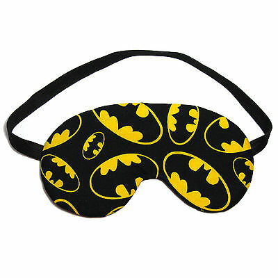 Men's Unisex Batman Sleep Eye Mask