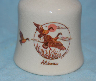 Porcelain Bell Alabama, Collectible