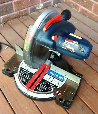 Ryobi CMS 210 Compound Mitre Saw - Made in Taiwan - Excellent working condition
