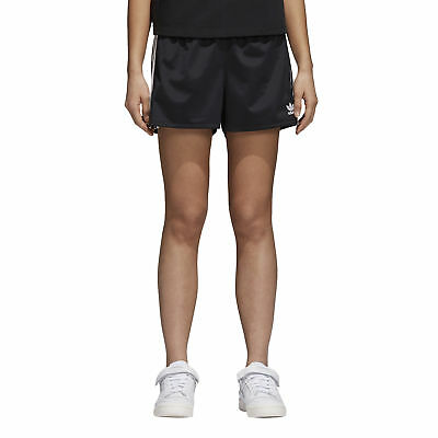 Shorts Donna Adidas Originals 3 Stripes Nero Codice CY4763 - 9W