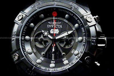 Invicta STAR WARS Men's 52mm DARTH VADER Limited Edition Black Chono Strap Watch