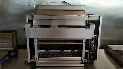 Nieco Automatic Flame Broiler/Griller
