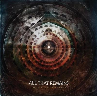 All That Remains - The Order Of Things [Sealed] Digipack CD