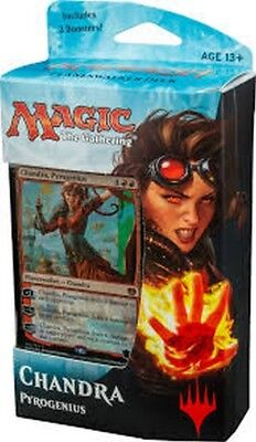 Planeswalker Deck KALADESH: Chandra, Pirogenio - Mazzo Magic italiano KLD