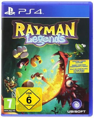 Rayman Legends PS4 Spiel *NEU OVP* Playstation 4