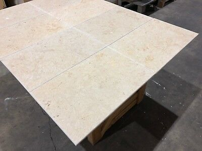 Jura Bone Limestone tiles, Honed Jura Bone Floor/Wall Tiles, Marble 406x610x12mm