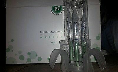 blanqueamiento dental opalescence  20%pf o 35% con bucal moldeable