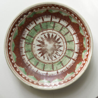 Swatow DISH, CHINESE Ming Dynasty (1368 - 1644) ot later, diam. 19,5 cm
