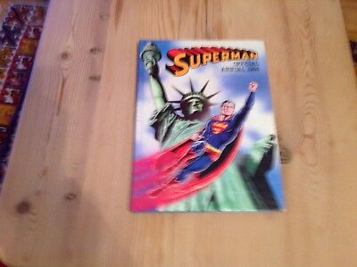 Superman DC Comic Official Hardback Annual 1984