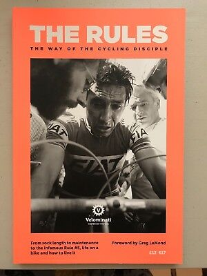 Rouleur Magazine The Rules Velominati Edition