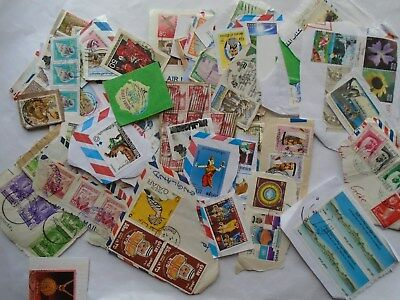 Asia / Middle East - 150 Postage Stamps as shown in picture (B)