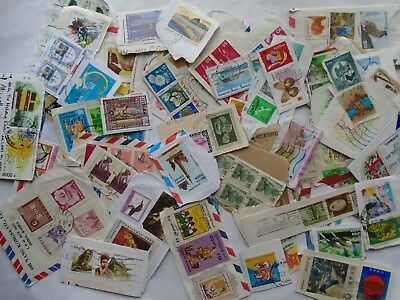 Asia / Middle East - 150 Postage Stamps as shown in picture (A)