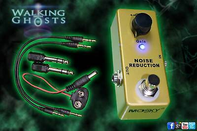 Noise Reduction Gate for P-SB7 P-SB11 Radio Ghost Spirit Box Research Paranormal