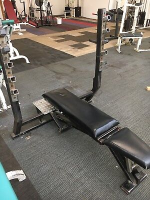 Incline / Flat Bench