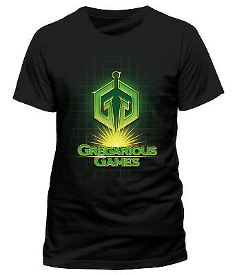 Ready Player One 'Gregarious Games' T-Shirt - NEW & OFFICIAL!