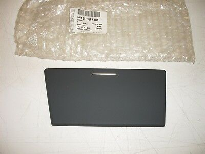 Front Ashtray Cover in Anthracite VW Golf PLUS RHD 5M2857351AUJS New Genuine VW