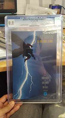batman the dark knight returns #1 cgc 9.8 first print