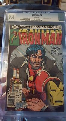 iron man #128 alcoholism story line
