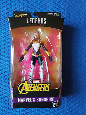 Marvel Legends Songbird Infinity War/Thanos Wave (ohne BAF)