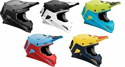 Thor MX Helmet Sector Covert Dirt Bike Motocross MX Offroad DOT ECE APPROVED