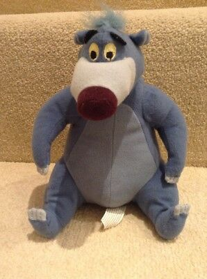 Baloo The Bear Plush, Soft Toy. Disney, The Jungle Book.