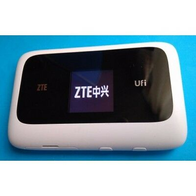 Router Portatile Zte Mf910 4G Lte Cat.4 Fino A 150Mbps In Dl - Wifi Dual Band