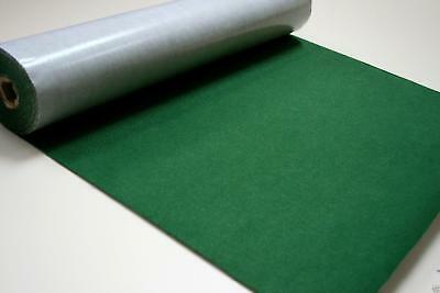 Self Adhesive Felt Baize Fabric Mini Rolls - OLIVE
