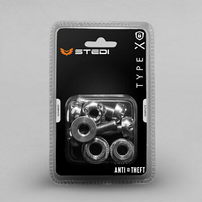 Anti Theft Kit for STEDI Type X LED driving lights M8 and M10