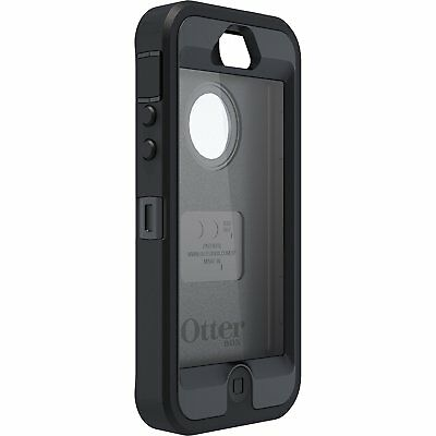 OtterBox Authentic Case 77-22120 Apple iPhone 5 Defender Series Black
