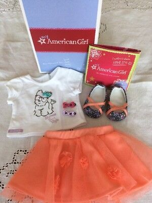 American Girl Coconut Cutie Outfit
