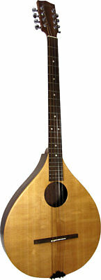Ashbury Style A IRISH BOUZOUKI. Solid Spruce Top, octave strung. From Hobgoblin