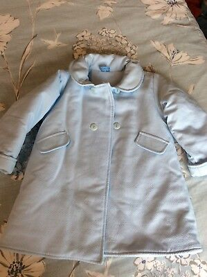 Sardon Baby Boy Coat 36m